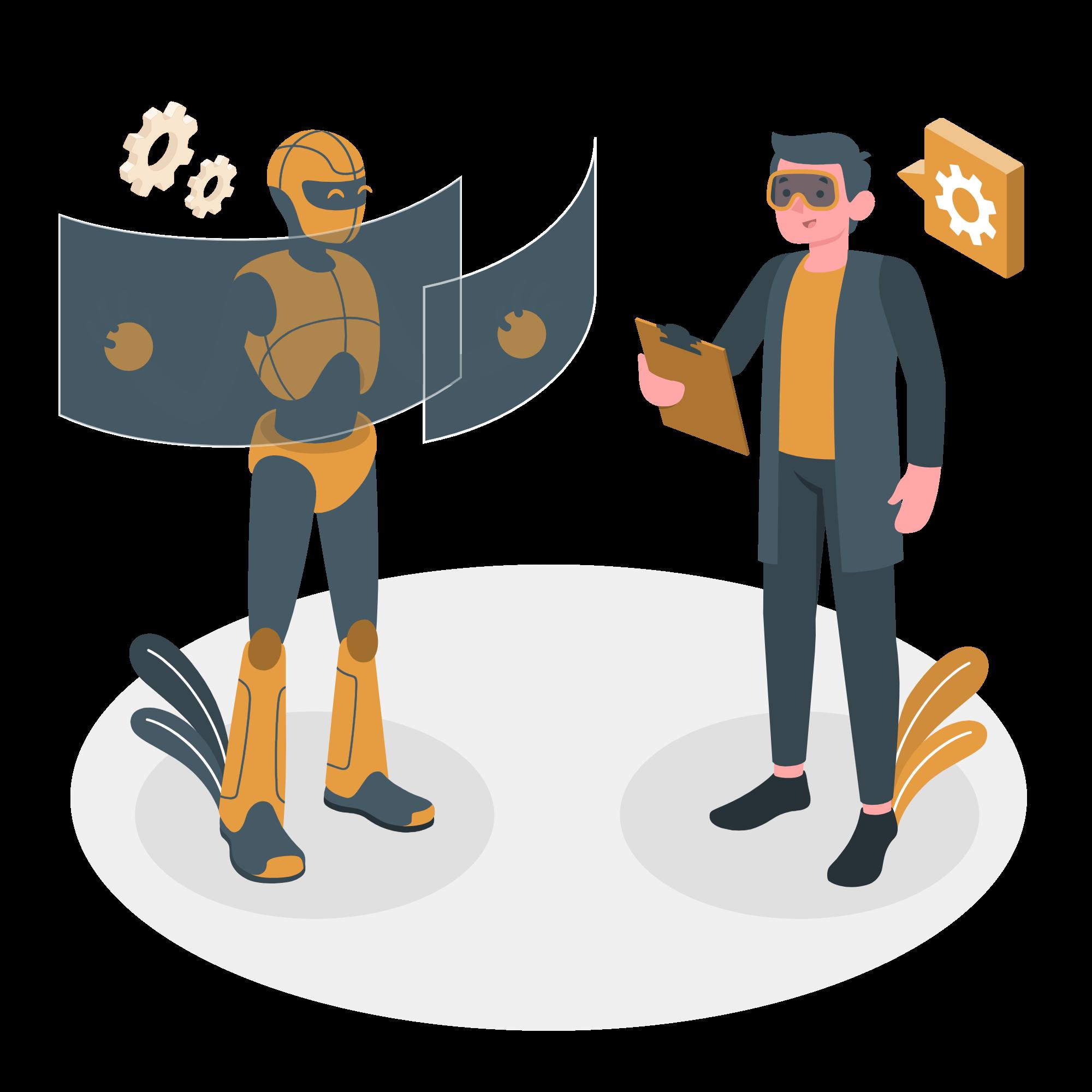 Illustration for AI