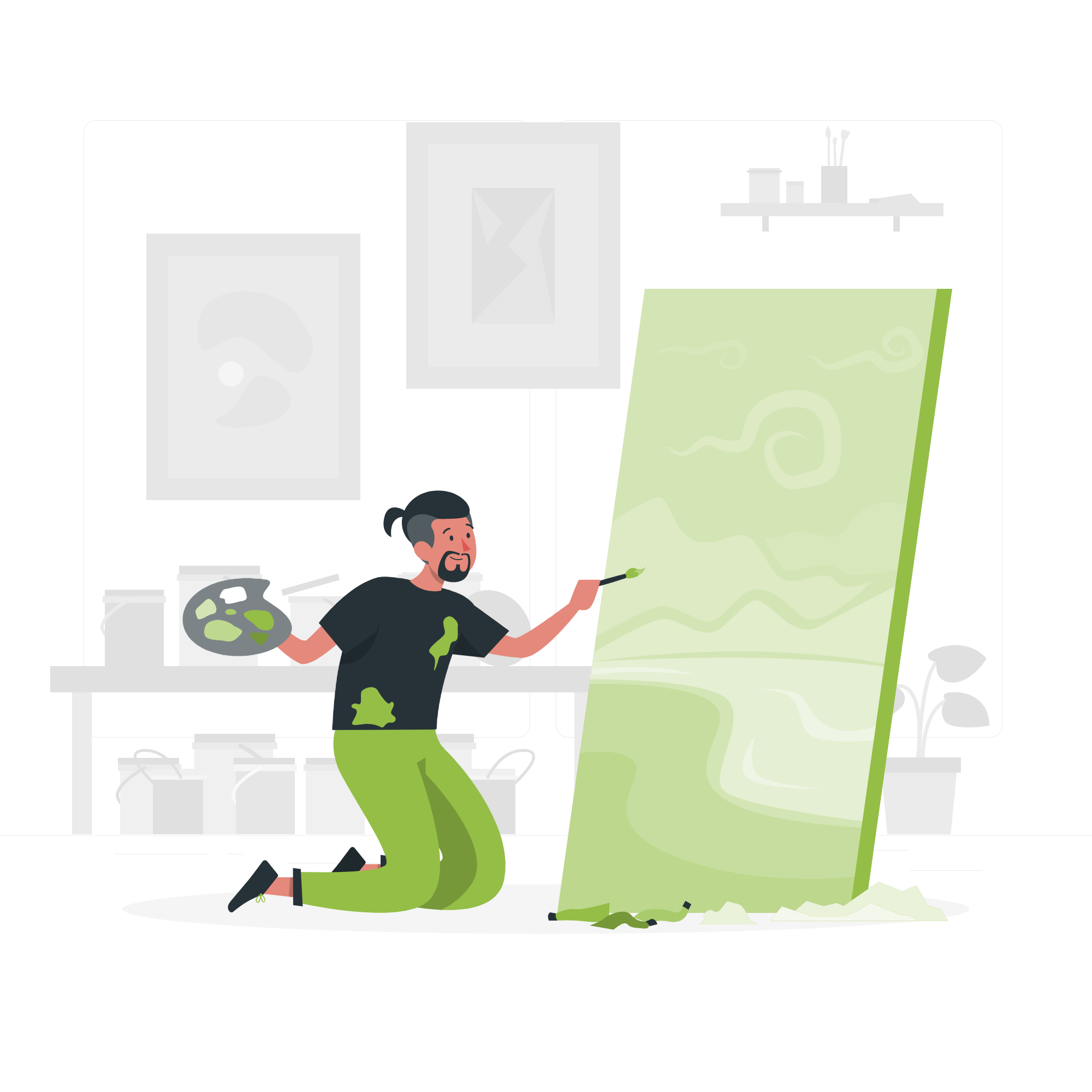 Illustration for Creatives